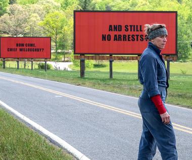 """""""Trzy billboardy za Ebbing, Missouri"""" [trailer]"""