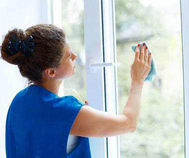 Trzy domowe sposoby na czyste i lśniące okna