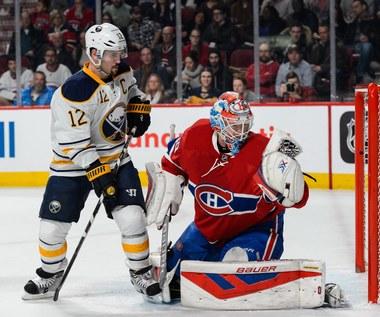 Trzy gole w ostatniej tercji dały zwycięstwo Sabres nad Canadiens
