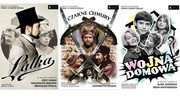 Trzy kultowe seriale na DVD