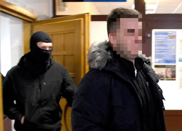 Trzy miesiące aresztu dla byłego rzecznika MON Bartłomieja M.