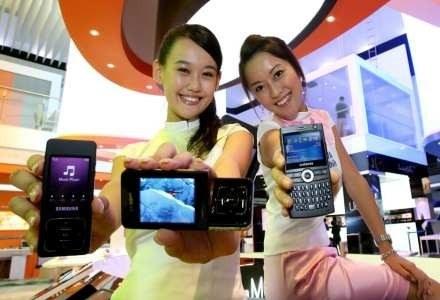 Trzy nowe telefony Samsunga z serii Ultra. /AFP