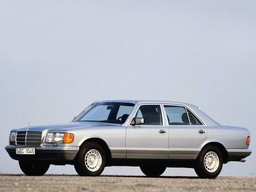 Trzy odmiany do wyboru – zwykła, przedłużona oraz luksusowe coupe. Silniki oferowały od 125 do 299 KM mocy. /Mercedes