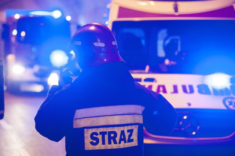 Trzy osoby w szpitalu i 20 ewakuowanych po pożarze w Zabrzu (zdjęcie ilustracyjne) /Wojciech Stóżyk /Reporter