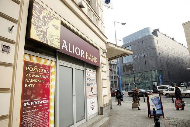 Trzy polskie banki - w tym Alior - pójdą pod młotek! Fot. Adam Guz /Reporter