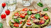 Trzy pomysły na pyszną pizzę bez mąki