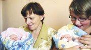 Trzy razy urodziła bliźniaki