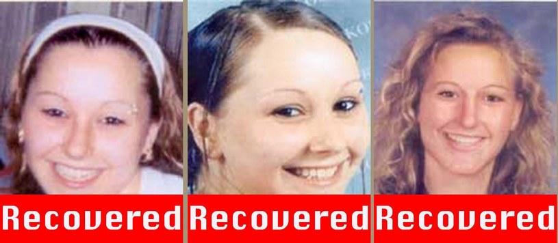 Trzy zaginione kobiety /PAP/EPA