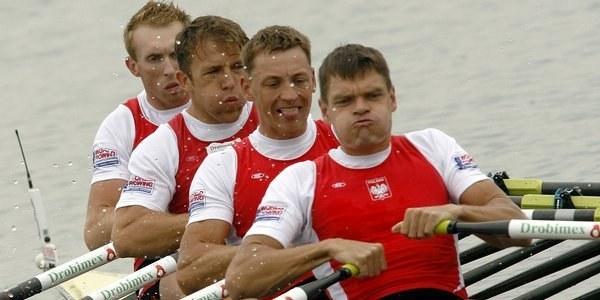 Trzykrotni mistrzowie świata liczą na medal w Pekinie /AFP