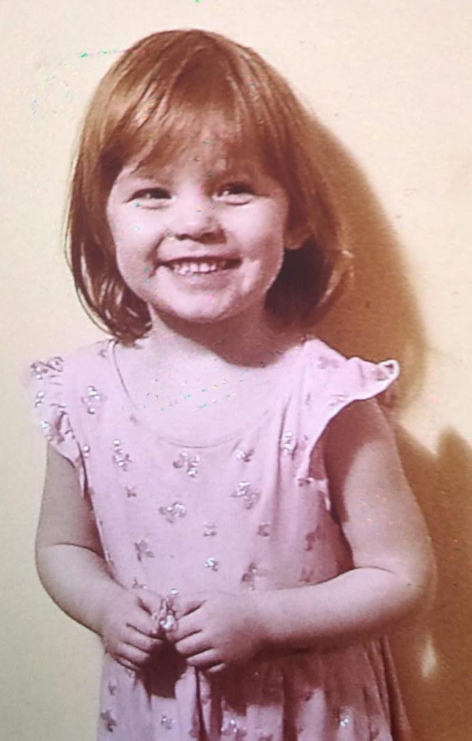 Trzyletnia Natalia /Policja