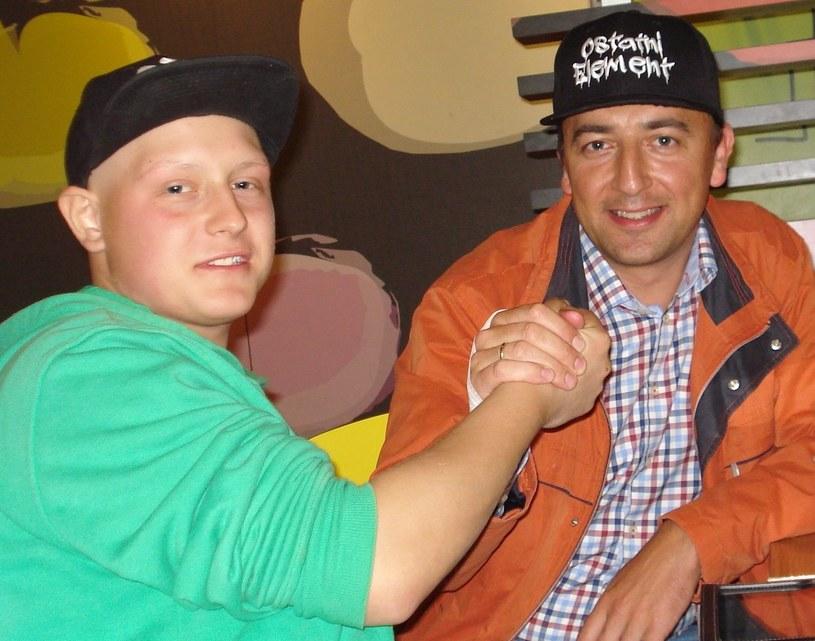 Trzymamy kciuki za Dominika i Pana Dawida, Fot www.mammarzenie.org /INTERIA.PL