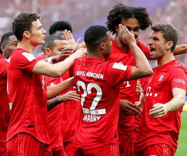 TSG Hoffenheim - Bayern Monachium 0-6. Pogrom bez Lewandowskiego. Mecz dwukrotnie przerywano