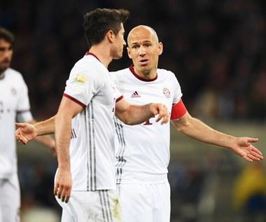 TSG Hoffenheim - Bayern Monachium 1-0 w 27. kolejce Bundesligi