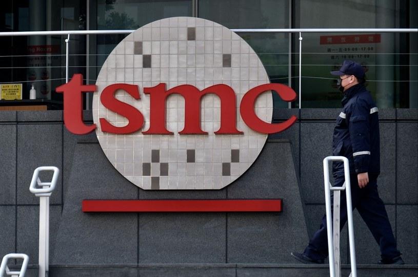 TSMC (Temiconductor Manufacturing Company Limited) – tajwańskie przedsiębiorstwo specjalizujące się w produkcji układów scalonych. To absolutny potentat rynku, jego kluczowi klienci to m.in.: Apple, Qualcomm, Hi-Silicon, Nvidia, /AFP
