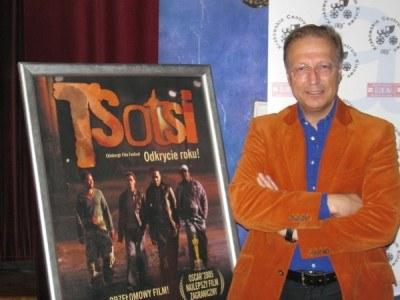 """""""Tsotsi"""" to pierwszy Oscar dla filmu z Afryki /INTERIA.PL"""