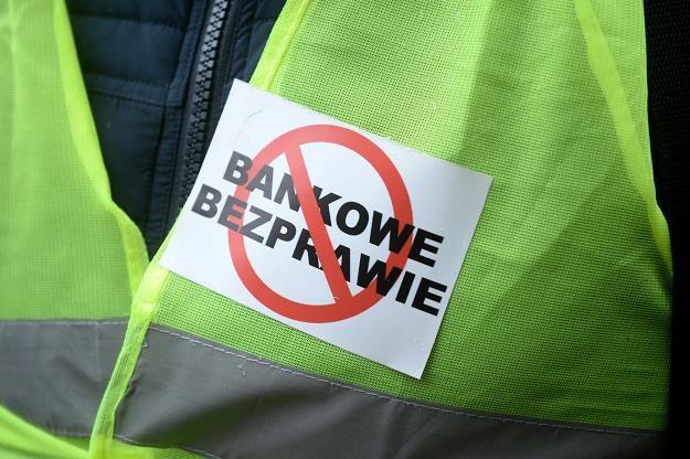 TSUE wydał wyrok w sprawie kredytów frankowych /fot. Jan Bielecki /East News