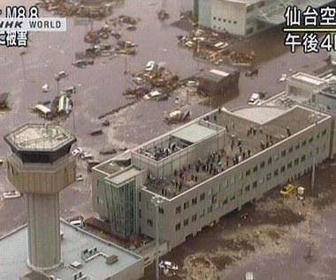 Tsunami dotarło do kolejnych krajów
