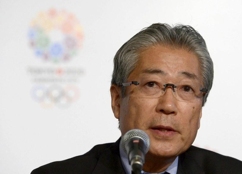 Tsunekazu Takeda /AFP