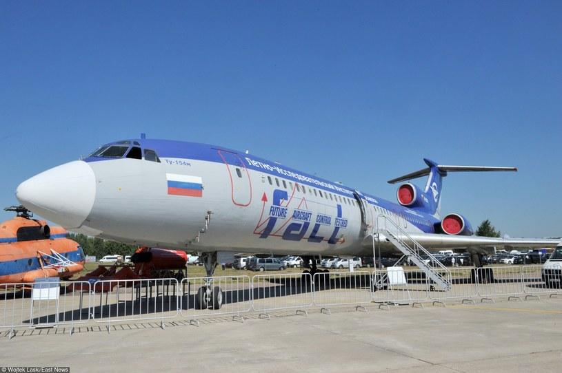 Tu-154M /Wojtek Laski /East News