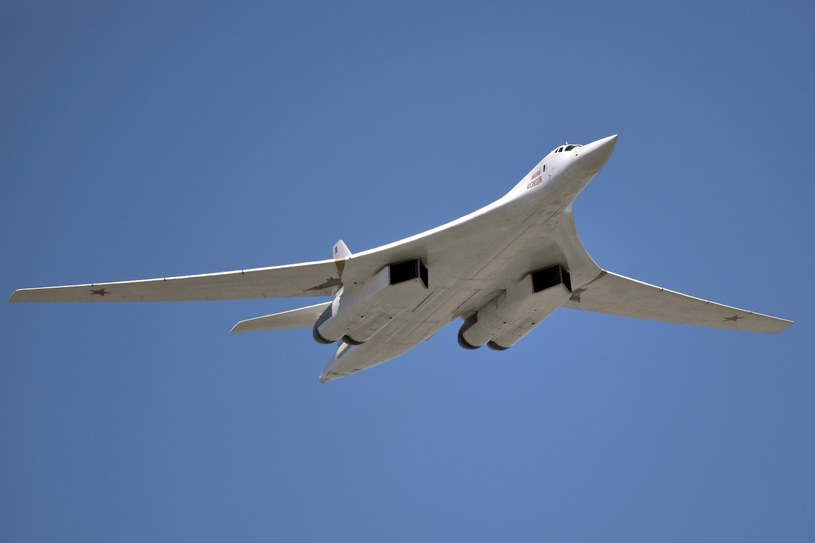 Tu-160 /Aleksey Nikolskyi/SPUTNIK Russia /East News