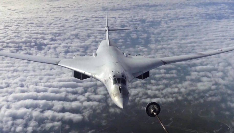 Tu-160 /RUSSIAN DEFENCE MINISTRY /PAP/EPA
