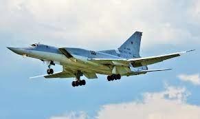 Tu-22 w locie /Wikimedia