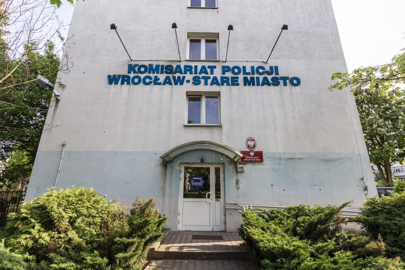 Tu był przesłuchiwany Igor Stachowiak /Krzysztof Kaniewski/REPORTER /Reporter