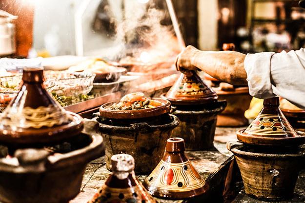 Tu kucharze wciąż przyrządzają swoje tradycyjne jedzenie według własnego podniebienia /materiały prasowe