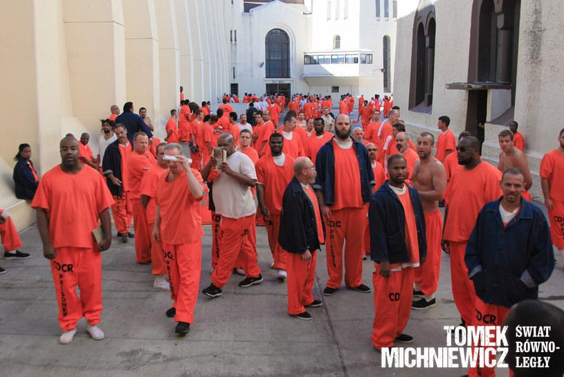 Tu nie trafiają świeżaki. San Quentin to adres na dłużej /materiały prasowe