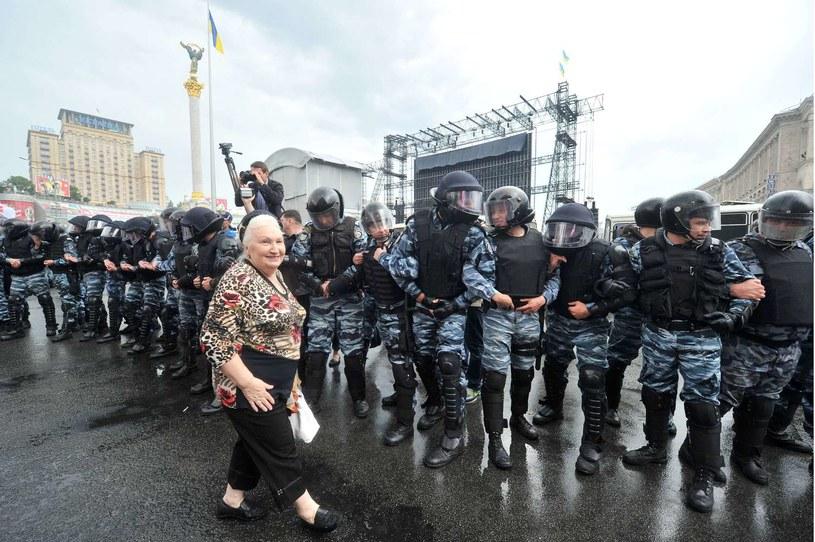 Tu (raczej) nie będzie rewolucji /AFP