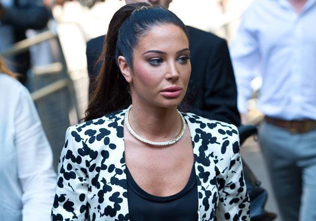 Tulisa Contostavlos jest oskarżona w sprawie o handel narkotykami fot. Ben A. Pruchnie /Getty Images