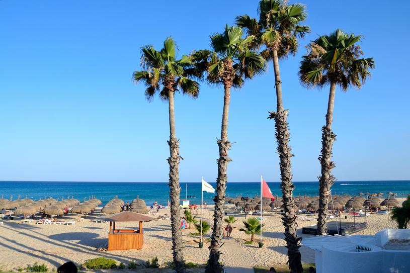 Tunezyjska plaża /123RF/PICSEL