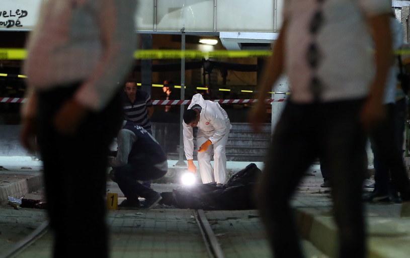 Tunezyjska policja zlikwidowała potencjalnego zamachowca-samobójcę /MOHAMED MESSARA /PAP/EPA