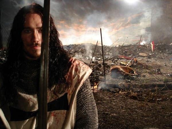 Tuomas Holopainen - wojownik z Nightwisha /Oficjalna strona zespołu