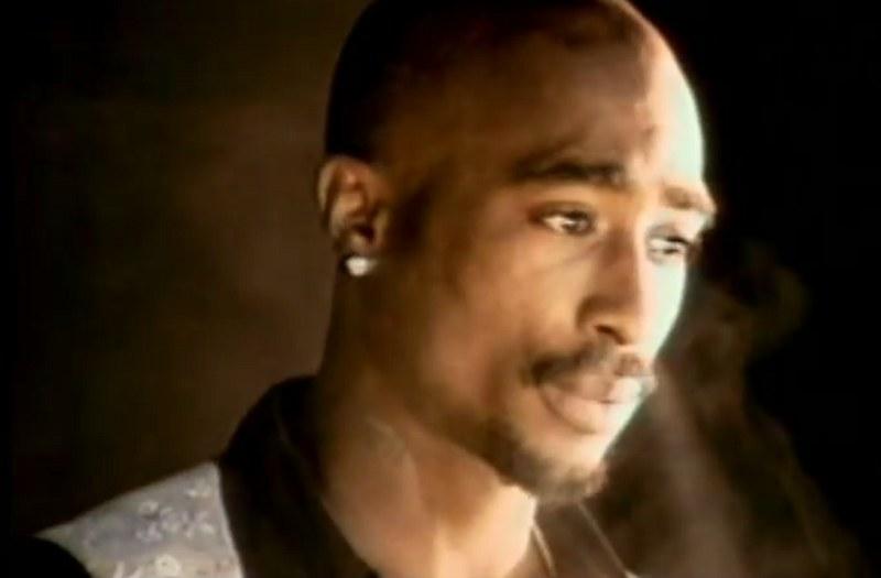 Tupac Shakur /2PacVEVO /YouTube