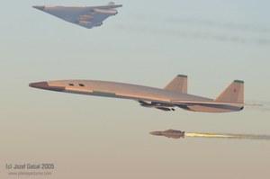 Tupolew PAK-DA - nowy rosyjski bombowiec strategiczny