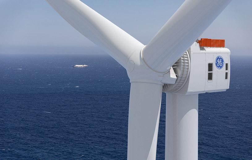 Turbina GE Haliade-X /materiały prasowe