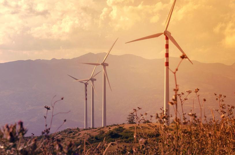 Turbiny wiatrowe będą jeszcze cichsze i wydajniejsze? /123RF/PICSEL