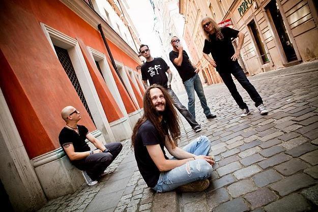 """Turbo przygotowali angielską wersję płyty """"Piąty żywioł"""" - fot. Kara Rokita /Metal Mind Productions"""