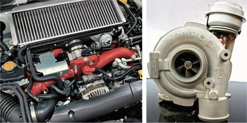 turbo /Motor