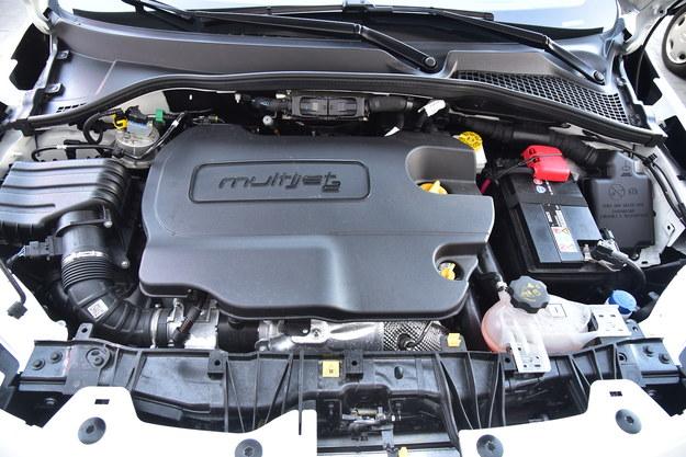 Turbodiesel 1.6 jest dynamiczny i zużywa niewiele paliwa. /Motor