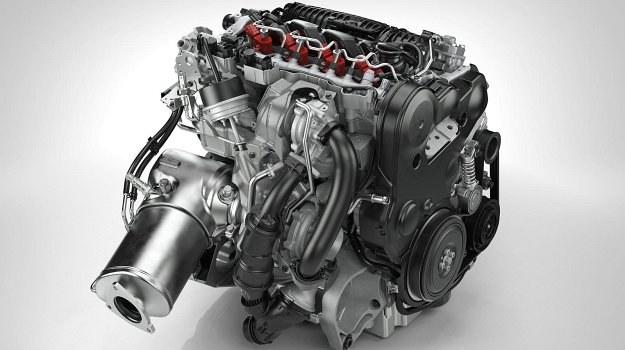 Turbodiesel z nowej rodziny silników Drive-E firmy Volvo /Volvo