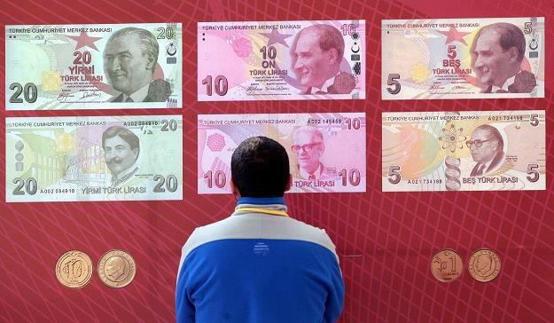 Turcja juz kilka razy wymianała banknoty /Cinkciarz.pl