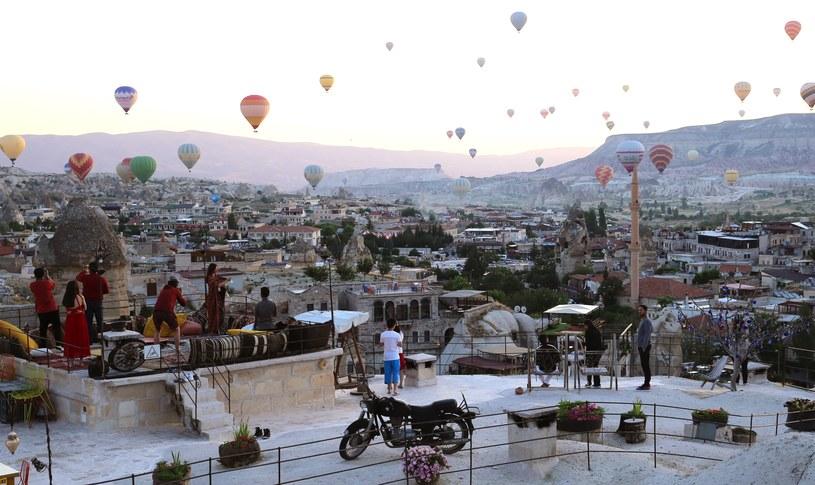Turcja nadal przyciąga turystów. Polacy uwielbiają tamtejsze kurorty /Behcet Alkan/Anadolu Agency/Getty Images /Getty Images
