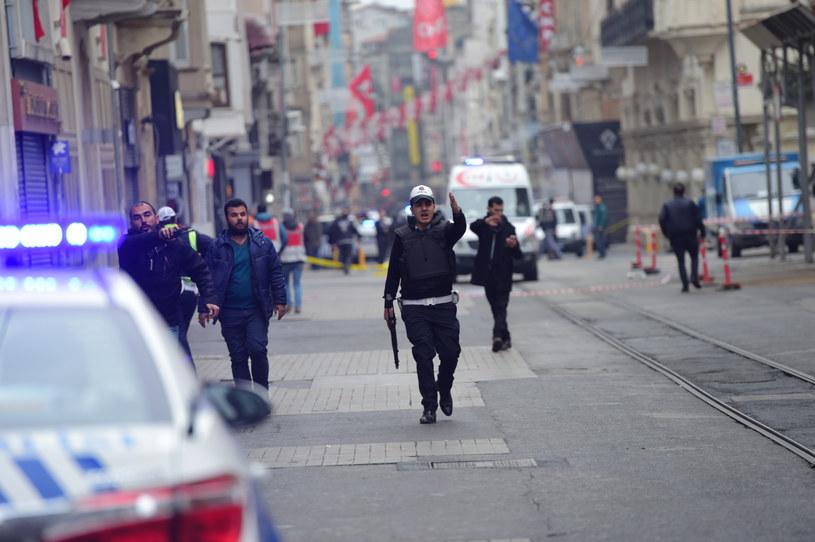 Turcja: Państwo Islamskie organizatorem sobotniego zamachu /BULENT KILIC / AFP /AFP