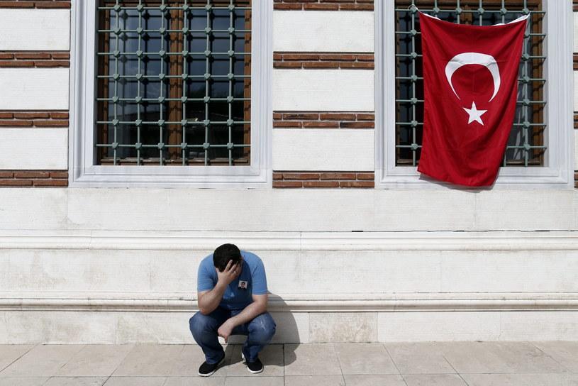 Turcja po zamachu, zdj. ilustracyjne /SEDAT SUNA /PAP/EPA