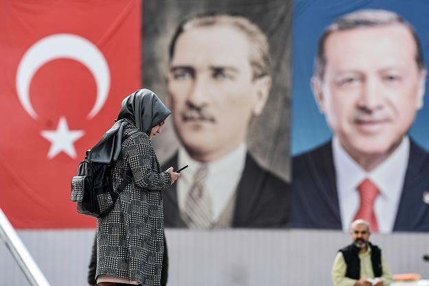 Turcja powraca na usta analityków giełdowych /AFP