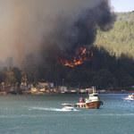 Turcja: Turyści ewakuowani z kurortu Bodrum