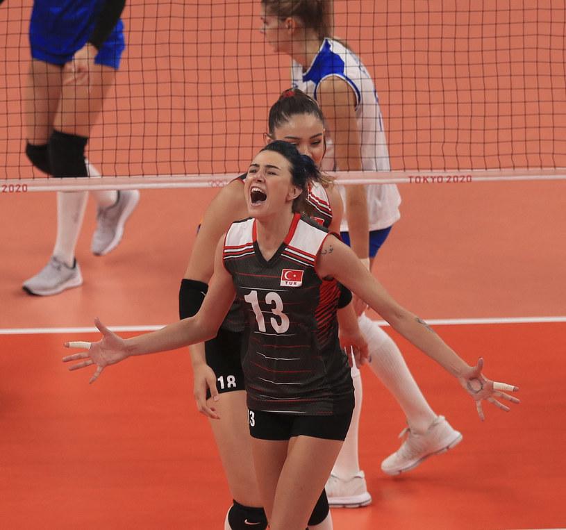 Turcja wygrywa z Rosją. Tokio 2020 /AA/ABACA/Abaca /Newspix