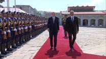 Turcja wzmacnia sojusz z Azerbejdżanem. Prezydent Erdogan z oficjalną wizytą w Górskim Karabachu